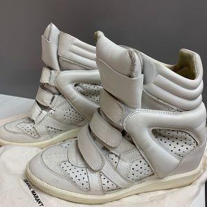 Isabel Marant Wedge Sneakers 39